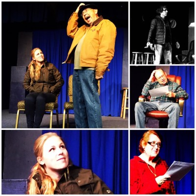 Adult acting classes Monday Nights at The Ventura Improv