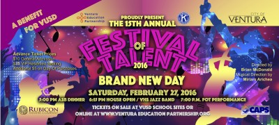 Festival of Talent 2016