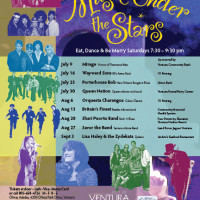 Music Under the Stars: Orquesta Charangoa