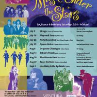 Music Under the Stars: Porterhouse Bob