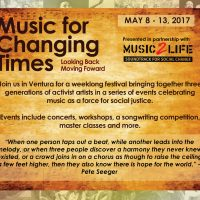 Music for Changing Times: Looking Back/Moving Forward