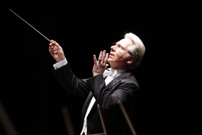 New West Symphony Presents Mauceri and Bernstein's...