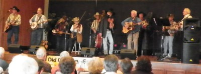 Old Time Country, Bluegrass, and Gospel Music