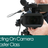 On-Camera Acting: A Master Class with Brett Rickaby
