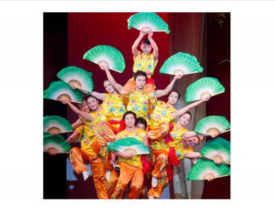 Peking Acrobatics