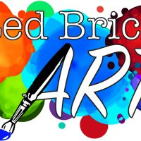 Red Brick Art: Painting Critters