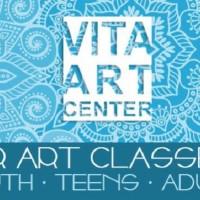 Teen Art Classes at Vita