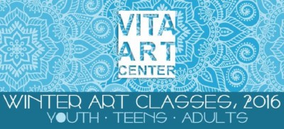 Teen Art Classes at Vita