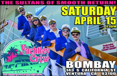 Yachtley Crew Dream Cruise At Bombay Bar & Grill