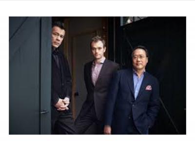 Yo-Yo Ma, Edgar Meyer & Chris Thile